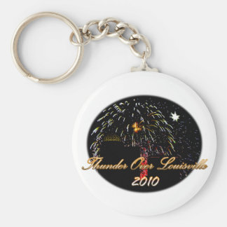 (Unofficial) Thunder Over Louisville 2010 Keychain