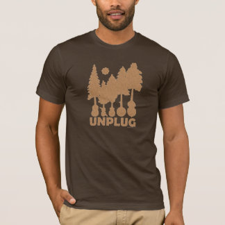 Unplug - Bluegrass Forest T-shirt