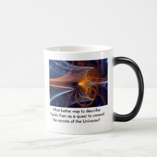 Unraveling the Secrets of the Universe Magic Mug