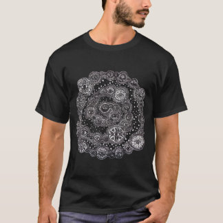 Unraveling the telescopic mind incident T-Shirt