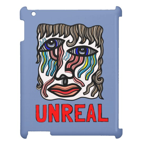 """Unreal"" iPad, iPad Mini, iPad Mini 2, iPad Air Cover For The iPad 2 3 4"