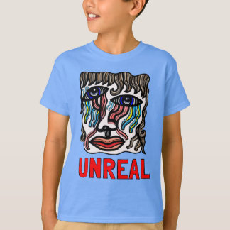 """Unreal"" Kids' Hanes TAGLESS® T-Shirt"