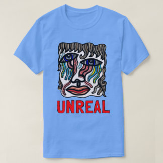 """Unreal"" Men's Basic T-Shirt"