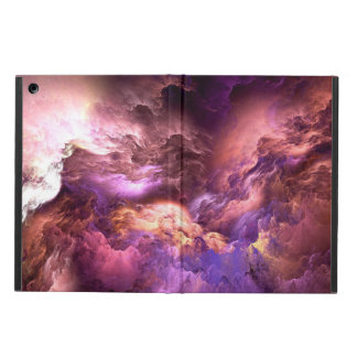 Unreal Purple Clouds iPad Air Cover