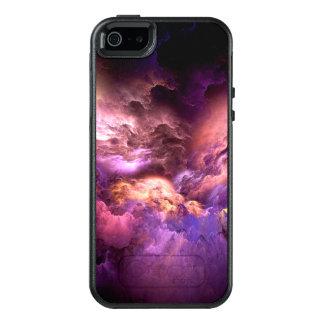 Unreal Purple Clouds OtterBox iPhone 5/5s/SE Case