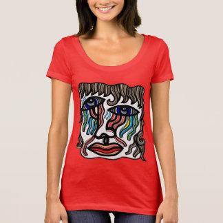 """""""Unreal"""" Scoop Neck T-Shirt"""