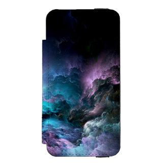Unreal Stormy Ocean Incipio Watson™ iPhone 5 Wallet Case