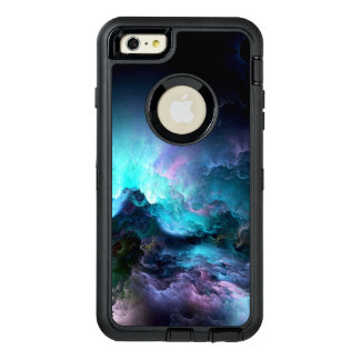 Unreal Stormy Ocean OtterBox Defender iPhone Case