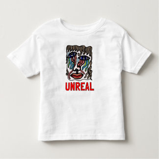 """Unreal"" Toddler Fine Jersey T-Shirt"