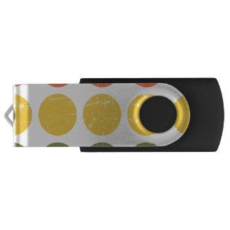 Unreal Tough Bright Brilliant Swivel USB 3.0 Flash Drive