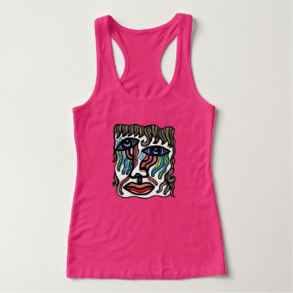 """Unreal"" Women's Slim Tank Top"
