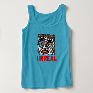 """Unreal"" Women's Tank Top"