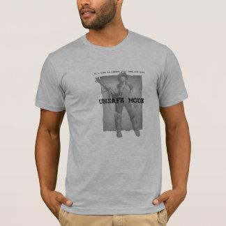Unsafe Mode New T-Shirt