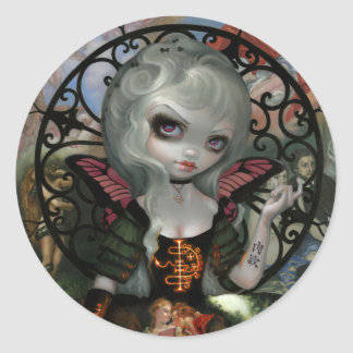 """Unseelie Court:  Lust"" Sticker"