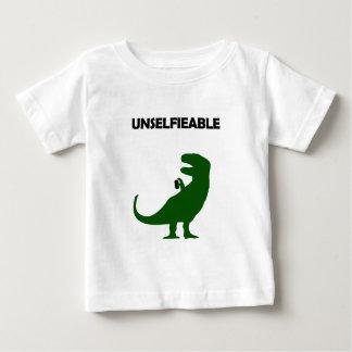 Unselfieable T-Rex Baby T-Shirt