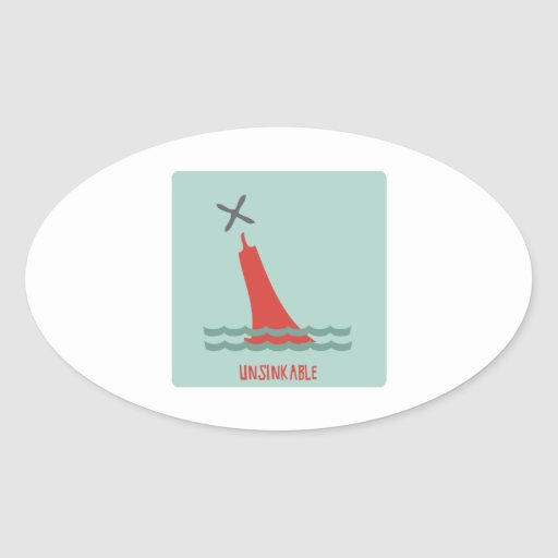 Unsinkable Stickers