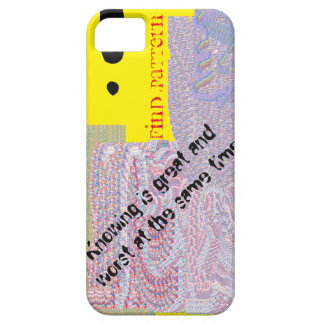 Unsolved Pattern Phone case