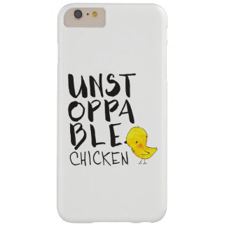 unstoppable chicken barely there iPhone 6 plus case