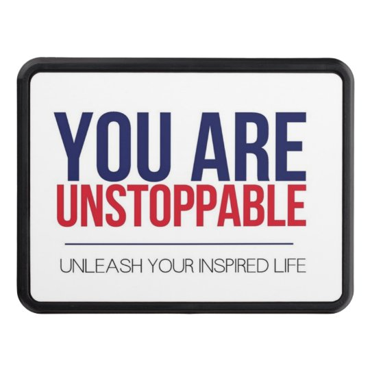 Unstoppable Trailer Hitch Trailer Hitch Cover