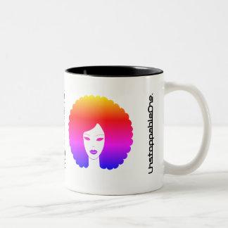 UnstoppableOne Femme 11 0z Mug - multi