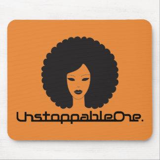 UnstoppableOne Femme Mousepad - orange
