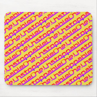 UnstoppableOne Official Mousepad - Yellow