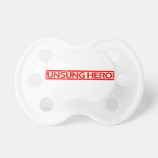 Unsung Hero Stamp Pacifier