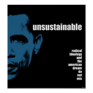 Unsustainable Poster