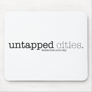 Untapped Cities Mouse Pad