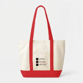 Untempered Schism Tote Bag