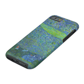 Unterach at Attersee by Klimt, Vintage Art Nouveau Tough iPhone 6 Case