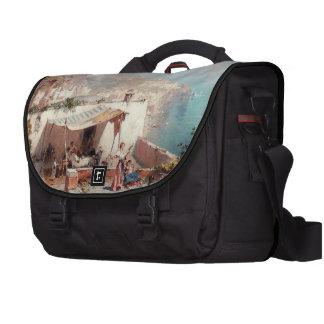 Unterberger's Amalfi laptop bag