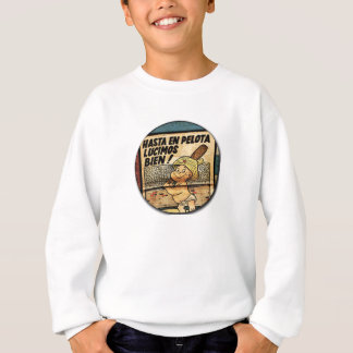Until in ball we shone by RetroCharms well Sweatshirt