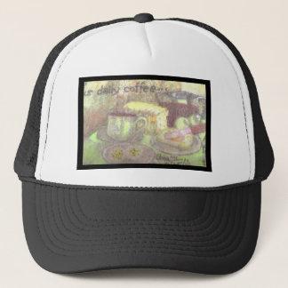 Untitled_1.pscoffee-40 Trucker Hat