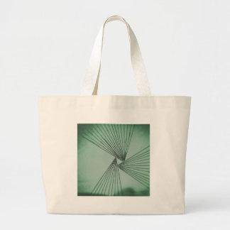 Untitled-30Green Explicit Focused Love Large Tote Bag