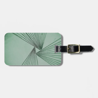 Untitled-30Green Explicit Focused Love Luggage Tag