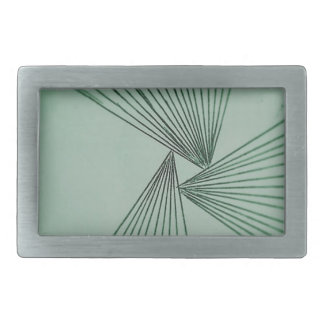 Untitled-30Green Explicit Focused Love Rectangular Belt Buckle