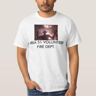 untitled, AREA 51 VOLUNTEER FIRE DEPT. T-Shirt