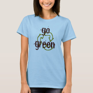 untitled, go green T-Shirt