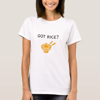 untitled, got rice? T-Shirt