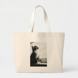 Untitled Large Tote Bag
