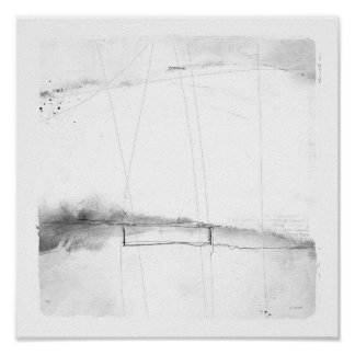 untitled works on paper poster