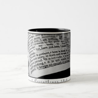 untitledlove1 Two-Tone coffee mug