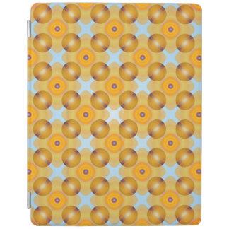 Unusual  Yellow Geometric iPad Cover