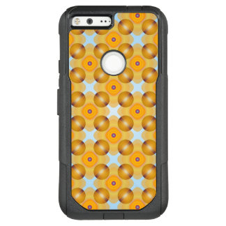 Unusual  Yellow Geometric OtterBox Commuter Google Pixel XL Case
