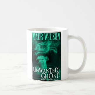 Unwanted Ghost Mug - White