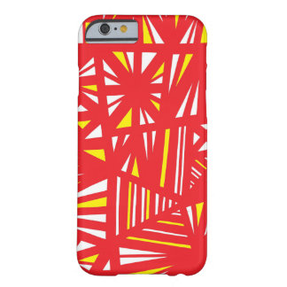Unwavering Vibrant Transformative Zealous Barely There iPhone 6 Case
