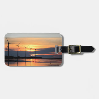 Unwind Luggage Tag