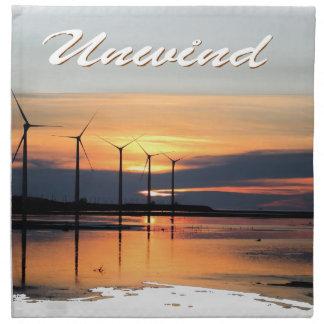 Unwind Napkin