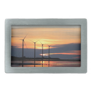 Unwind Rectangular Belt Buckles